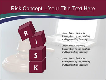IT Crime PowerPoint Template - Slide 81