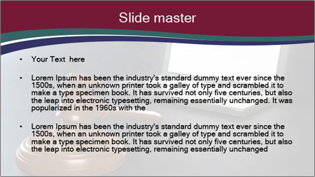 IT Crime PowerPoint Template - Slide 2