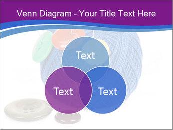 Ball of Blue Threads PowerPoint Templates - Slide 33