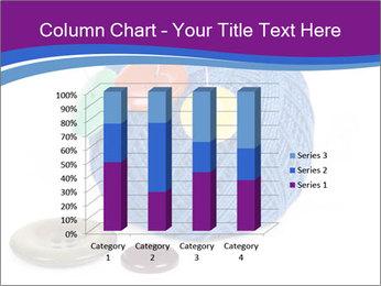 Ball of Blue Threads PowerPoint Templates - Slide 50