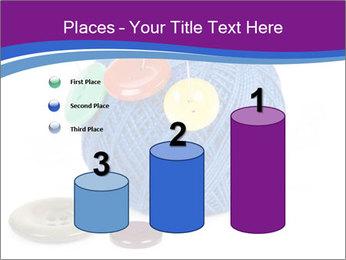 Ball of Blue Threads PowerPoint Templates - Slide 65