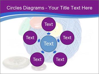 Ball of Blue Threads PowerPoint Templates - Slide 78