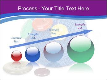 Ball of Blue Threads PowerPoint Templates - Slide 87