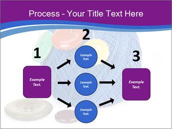 Ball of Blue Threads PowerPoint Templates - Slide 92