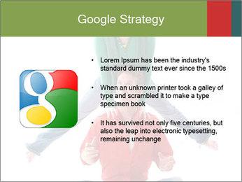 Yoga Family PowerPoint Templates - Slide 10