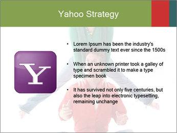 Yoga Family PowerPoint Templates - Slide 11