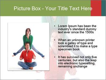Yoga Family PowerPoint Templates - Slide 13
