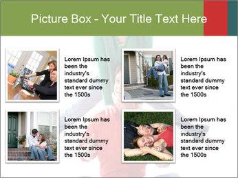 Yoga Family PowerPoint Templates - Slide 14
