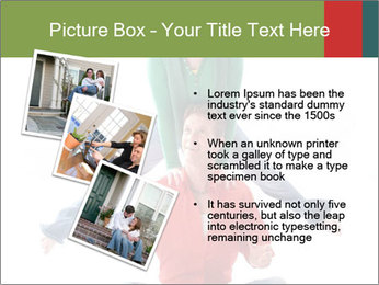 Yoga Family PowerPoint Templates - Slide 17