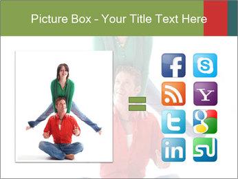 Yoga Family PowerPoint Templates - Slide 21