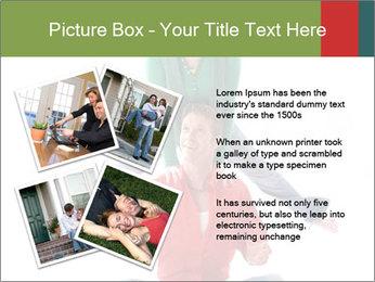 Yoga Family PowerPoint Templates - Slide 23