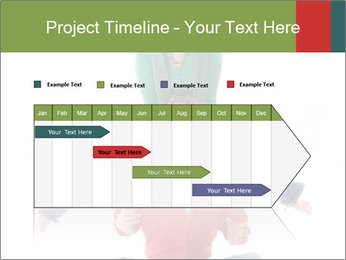 Yoga Family PowerPoint Templates - Slide 25