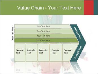 Yoga Family PowerPoint Templates - Slide 27