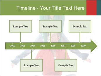 Yoga Family PowerPoint Templates - Slide 28