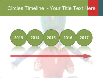 Yoga Family PowerPoint Templates - Slide 29