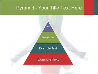 Yoga Family PowerPoint Templates - Slide 30