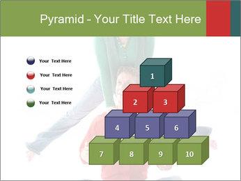 Yoga Family PowerPoint Templates - Slide 31