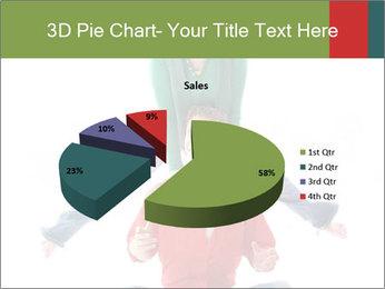 Yoga Family PowerPoint Templates - Slide 35