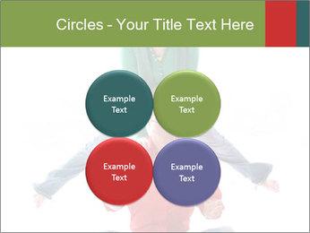 Yoga Family PowerPoint Templates - Slide 38
