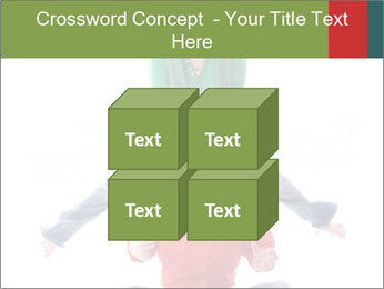 Yoga Family PowerPoint Templates - Slide 39