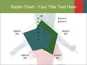 Yoga Family PowerPoint Templates - Slide 51