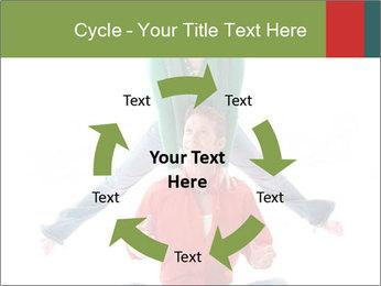 Yoga Family PowerPoint Templates - Slide 62