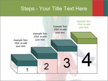 Yoga Family PowerPoint Templates - Slide 64