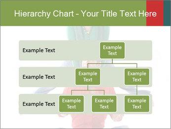Yoga Family PowerPoint Templates - Slide 67