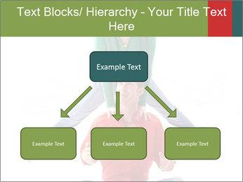 Yoga Family PowerPoint Templates - Slide 69