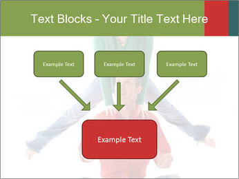 Yoga Family PowerPoint Templates - Slide 70