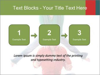 Yoga Family PowerPoint Templates - Slide 71