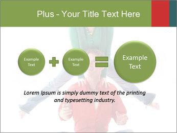 Yoga Family PowerPoint Templates - Slide 75