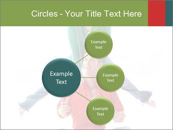 Yoga Family PowerPoint Templates - Slide 79