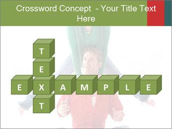Yoga Family PowerPoint Templates - Slide 82