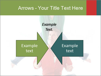 Yoga Family PowerPoint Templates - Slide 90