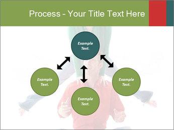 Yoga Family PowerPoint Templates - Slide 91
