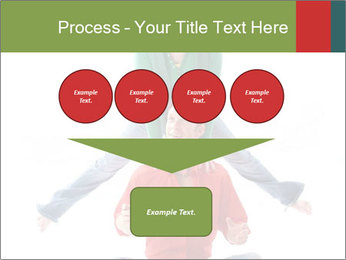 Yoga Family PowerPoint Templates - Slide 93