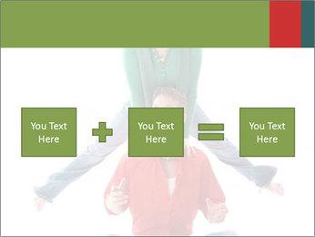 Yoga Family PowerPoint Templates - Slide 95