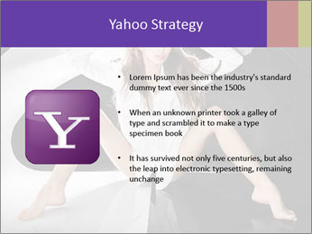 Black and White Concept in Fashion PowerPoint Templates - Slide 11