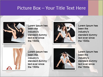 Black and White Concept in Fashion PowerPoint Template - Slide 14