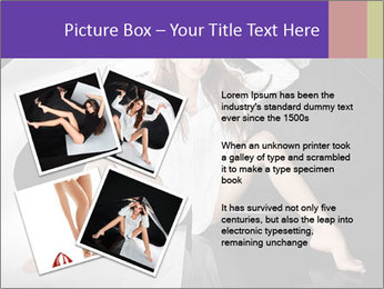 Black and White Concept in Fashion PowerPoint Template - Slide 23
