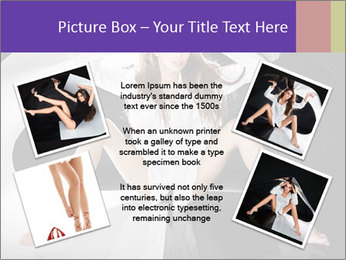 Black and White Concept in Fashion PowerPoint Template - Slide 24