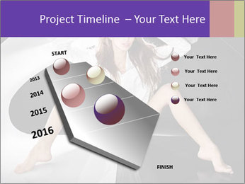 Black and White Concept in Fashion PowerPoint Template - Slide 26