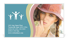 0000063580 Business Card Template
