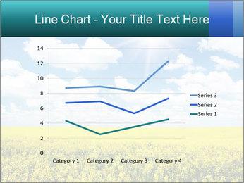 Sunny Sunflower Landscape PowerPoint Templates - Slide 54