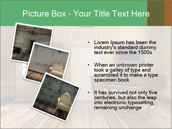 Old-Fashioned Livingroom PowerPoint Templates - Slide 17