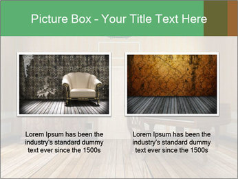 Old-Fashioned Livingroom PowerPoint Templates - Slide 18