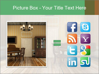 Old-Fashioned Livingroom PowerPoint Templates - Slide 21