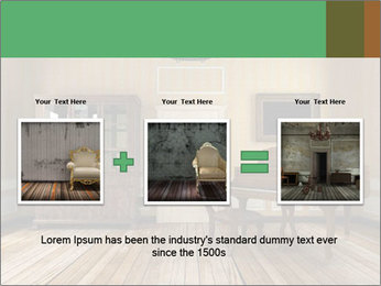 Old-Fashioned Livingroom PowerPoint Templates - Slide 22