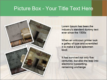 Old-Fashioned Livingroom PowerPoint Templates - Slide 23